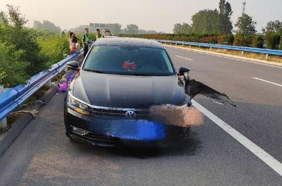 河南高速交警曝光10起疲劳驾驶典型案例 带你感受打瞌睡的代价
