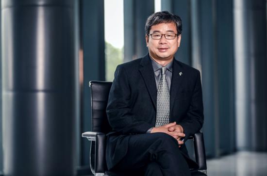博郡汽车CEO黄希鸣(图片来源:博郡官网)