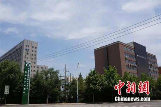 如今许昌建安区已建成发制品产业集群 韩章云 摄