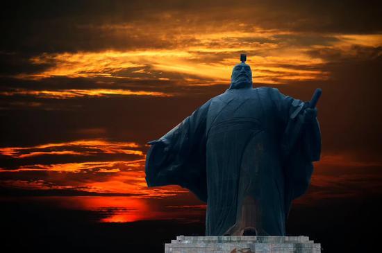 这就是芒砀山,一处将以浓浓汉文化享誉世界的未来旅游网红地!