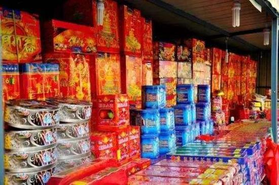 春节临近 河南省开展烟花爆竹专项抽查
