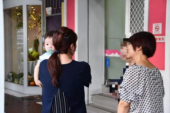 送孩子上全日制托婴,已经是台湾年轻爸妈的首选