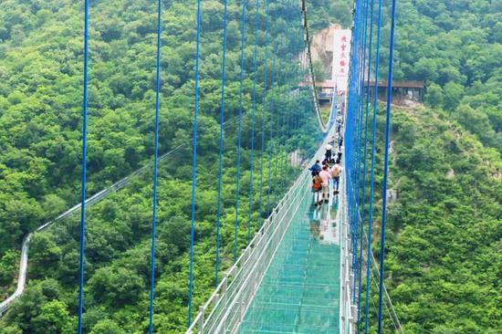 河南40个景区免门票,郑新黄河大桥免费
