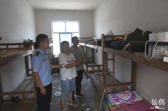 《75秒赛车技巧》_漯河女子流窜三县4所高中 多次溜进女生宿舍盗窃