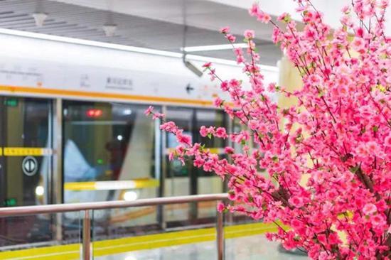 郑州地铁7号线最新消息来了 郑州将拥有7条地铁线路