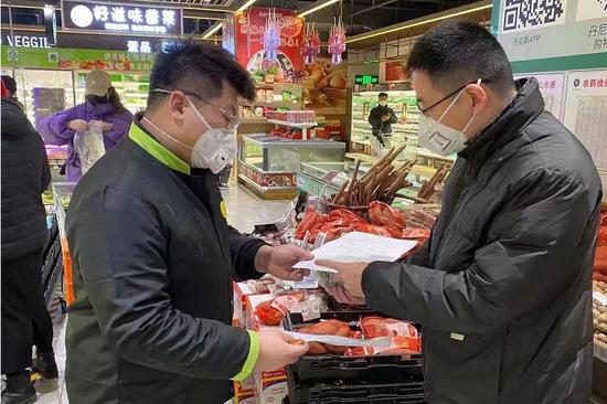 郑州金水区加强疫情防治期间价格监管 发现价格违法行为请举报