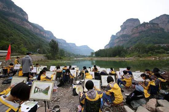 看过来!游国有景区5折 河南旅游政策空前优惠