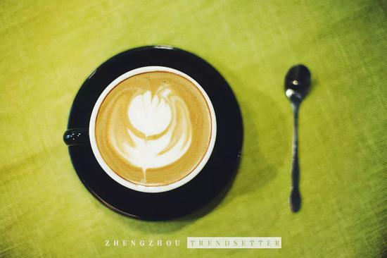 郑州这几家初夏必来打卡的咖啡馆,你get了嘛?