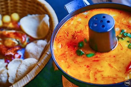 在郑州也能感受到的东南亚的夏日香气的餐厅!