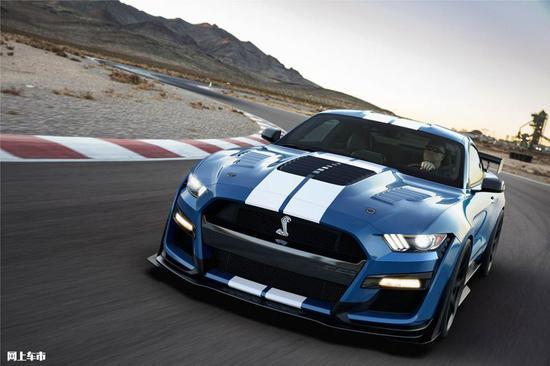 福特野马GT推Shelby签名版 年产量100台