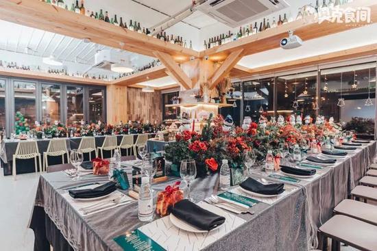 郑州8家高颜值聚会餐厅,新中式、美式田园、北欧风自带滤镜!