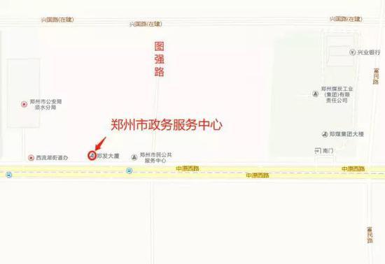 郑州市政务服务办事大厅将于近日试运行