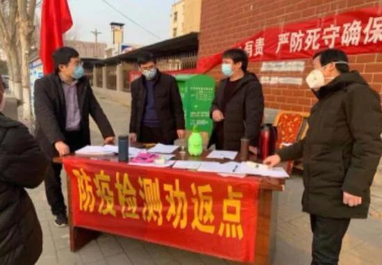 打赢疫情防控阻击战 郑州九三在行动---疫情下的郑东支社社员们