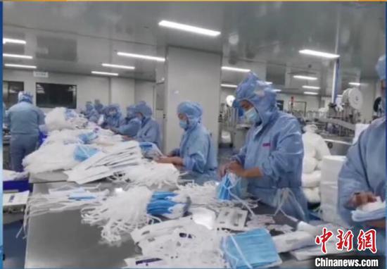 力保供应 河南复工复产150多家医用物资生产企业