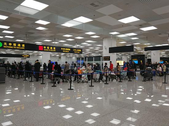7×24小时通关! 郑州机场提档为全天候国际机场