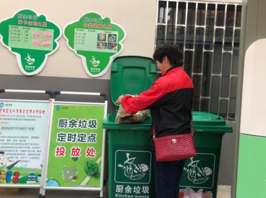 """郑州垃圾分类怎么区分?用""""猪""""来分!"""