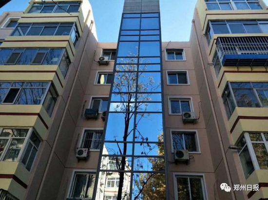 城市住宅如何加装电梯?河南7部