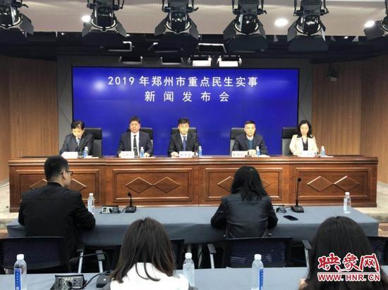 郑州将办好这些民生实事 涉及医疗、教育、拆迁安置