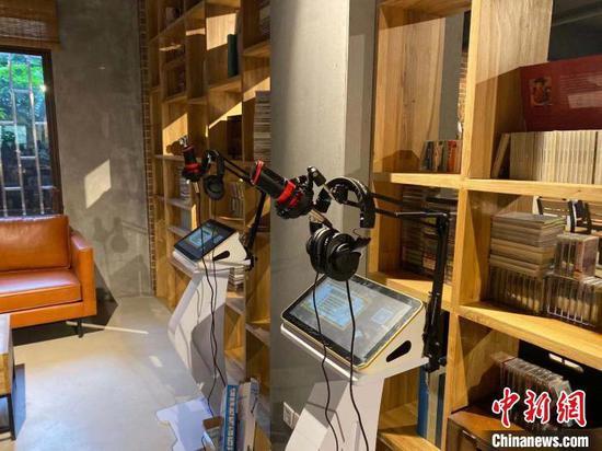 """重庆大学开设""""可以听""""的图书馆"""