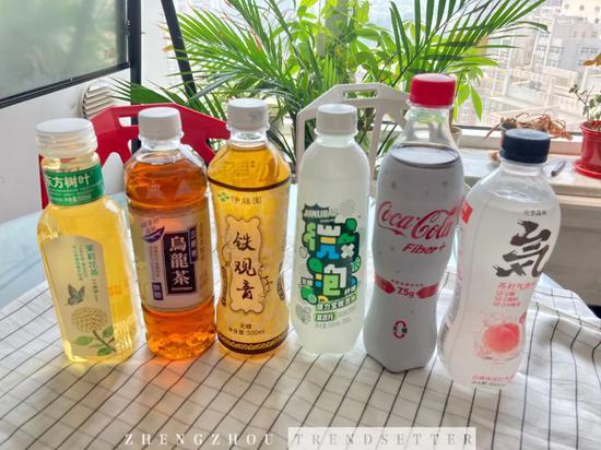 测评|有了这些好喝的无糖饮料,抗糖路上又有动力了!