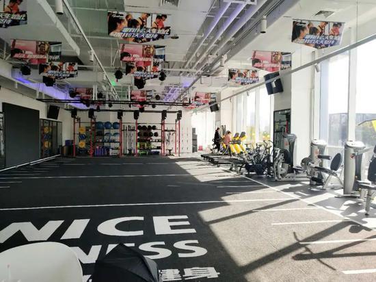 在郑州连开四店的私享健身房,让燃脂成为一种享受!