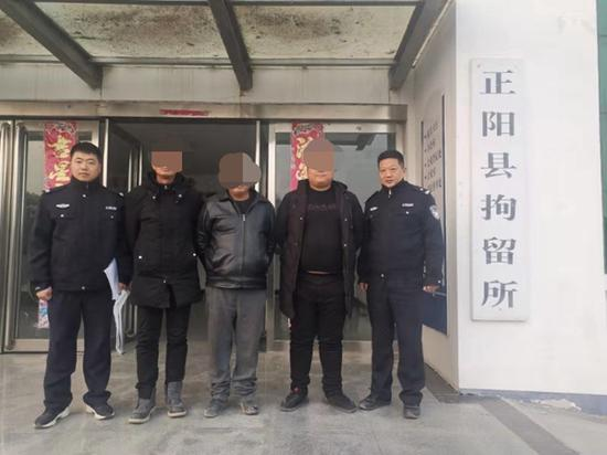 三位村民破坏村级换届选举工作被正阳警方行政拘留