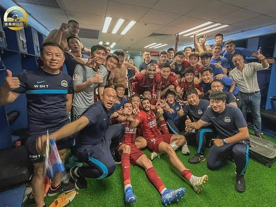 卡兰加收获赛季第二球 河南嵩山龙门又赢了!进争冠组有戏