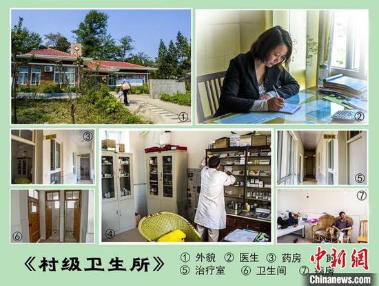 图为河南省乡村卫生所(资料图) 河南省卫生健康委宣教处供图