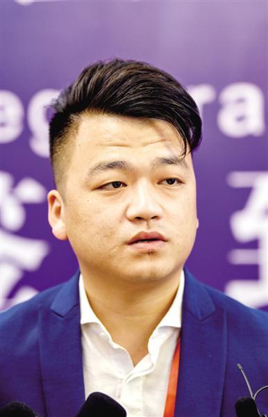 深圳市华智技术集团有限公司总经理赵树金: