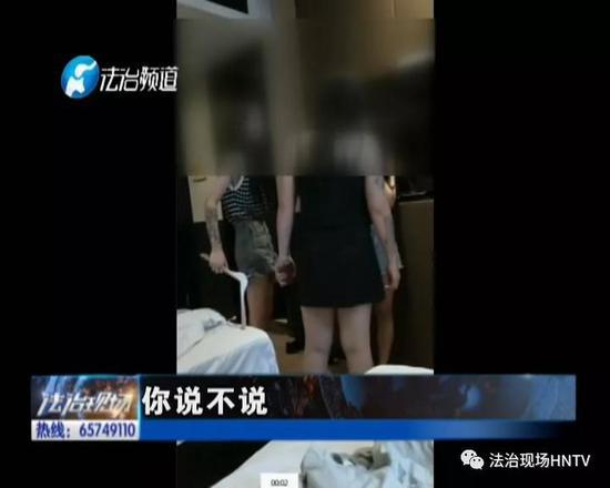 经过了解,三名违法女孩儿的经历令人唏嘘。