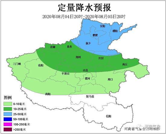[未来三天降雨量图]