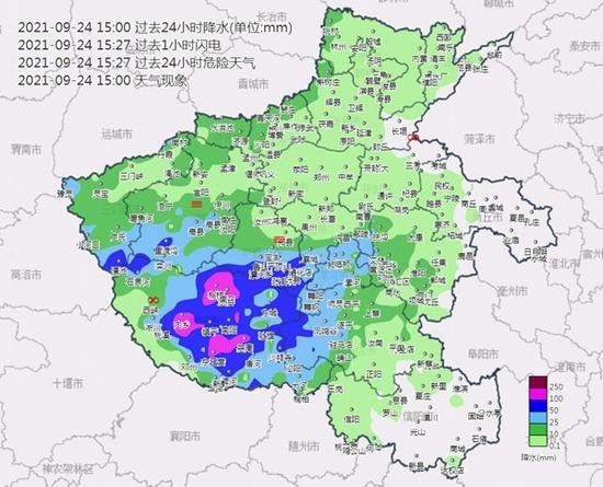 未来一周雨雨雨!河南降水将持续至月末