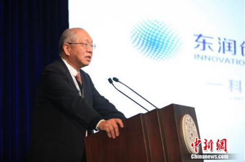 菲尔兹奖得主、哈佛大学教授丘成桐致辞