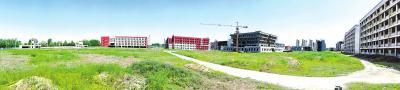 投资过亿元的通许一高新校区停工近四年