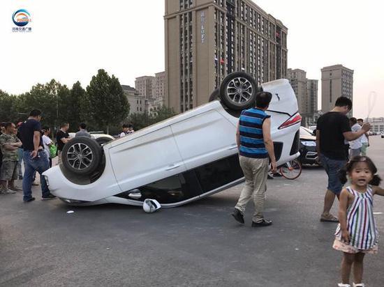 河南交通广播记者:小崔