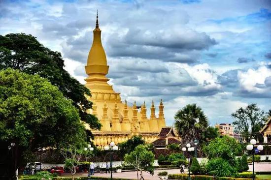 """老挝动物中大象为多,故老挝有""""万象之都""""的美称。"""