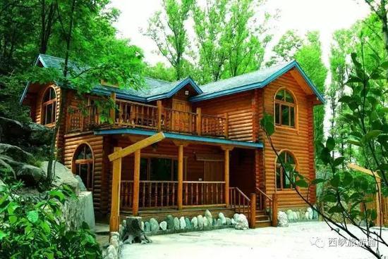 木屋小别墅