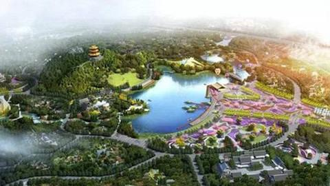 2017年郑州园博会开幕,招聘100名志愿者