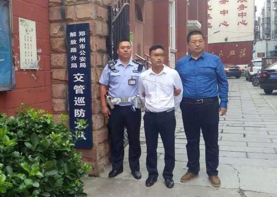 大河报·大河客户端记者 李一川 通讯员 赵志刚 文图