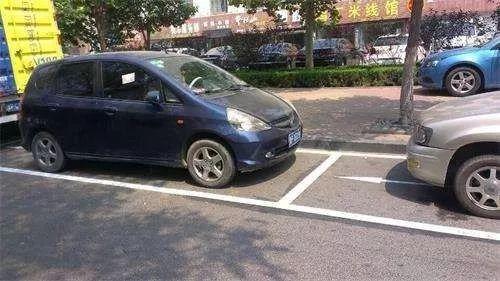 停车,一定要停在合适、合法的停车位――长葛网