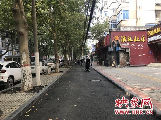 郑州两条交通要道施工收尾,即将恢复通车——郑州网