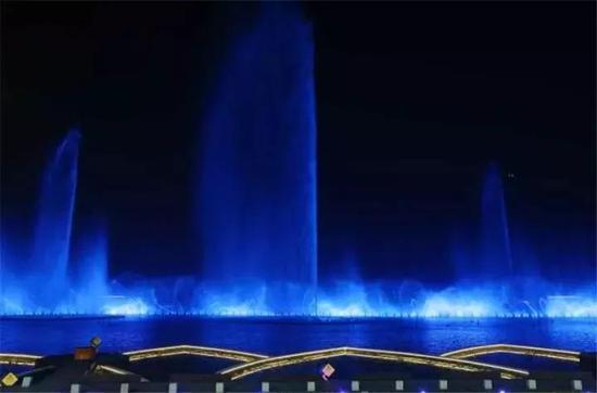 郑州这个公园比纽约中央公园大 有亚洲最牛音乐喷泉