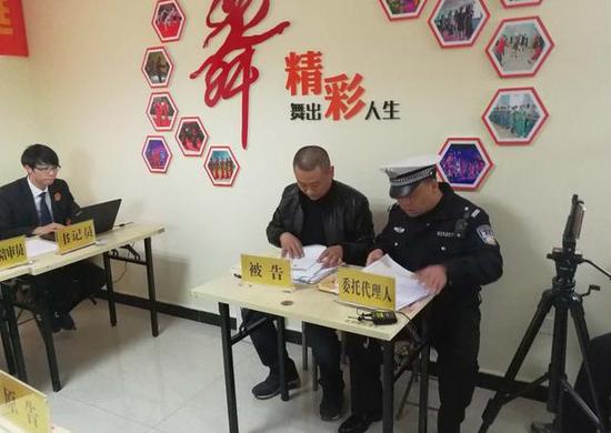 王某对行政处罚决定不服,向管城区人民法院提出行政诉讼。