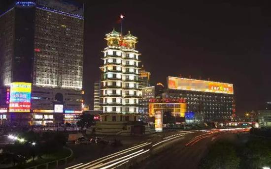 郑州到底有多大?