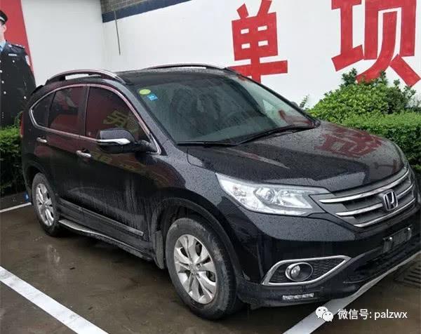 林州男子因网贷到期无法偿偷轿车 最后被警方一窝端