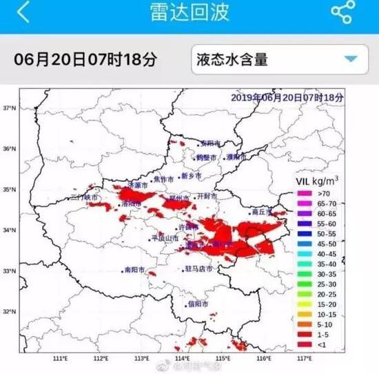 图片来源:河南气象