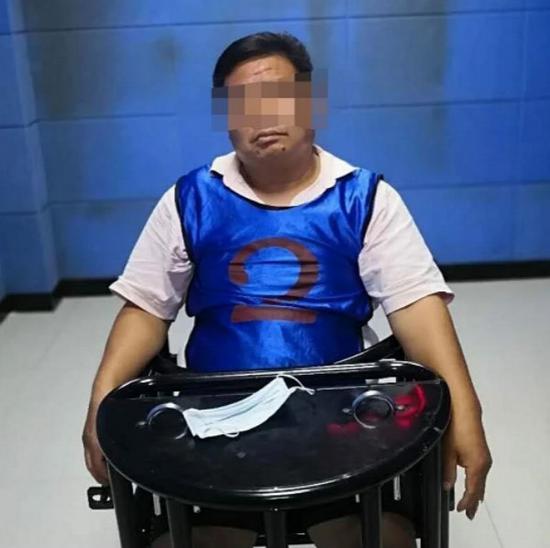 (犯罪嫌疑人被刑拘)