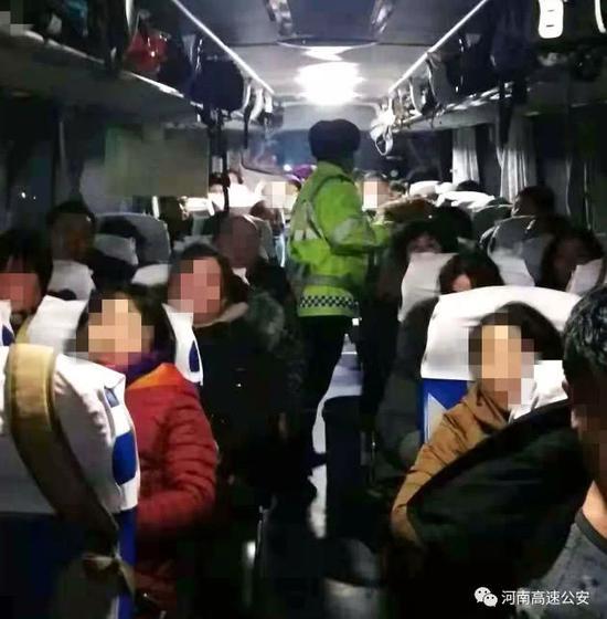 司机请注意!河南高速交警严查这8类交通违法_城市_中原网视台
