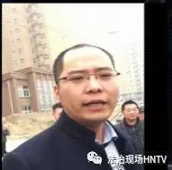 开封龙昇丽景小区项目经理 朱文峰: