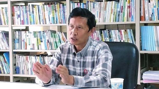 谈及对于本科生的培养,该校副校长潘庆才教授讲起来滔滔不绝。